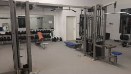 40 STATIONS / COMPLETE PACKAGE / HBP L K / Force / Benches / Plate Loaded