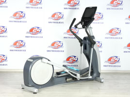 Precor EFX 885 Crosstrainer with Converging CrossRamp - P82-Touchscreen - Console - with eGym compatibel - Refurbished like new