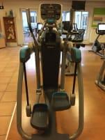 PRECOR Cardiopark Komplettset Laufband + AMT + Crosstrainer + Sitzfahrrad