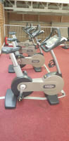 Technogym Excite Bike Vario 700 VisioWeb USB TV Internet with hand pulse and Polar