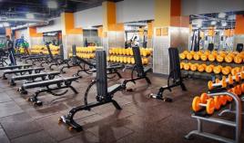 großes komplette Gym Geräte paket  - Precor Cardio & Strength & small fitness