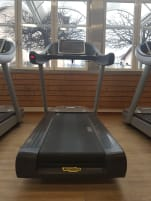 Technogym Laufband Excite+ Run Now 700 VisioWeb USB+TV+Internet mit Handpuls und Polar