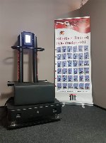 ProWave Vibrationsplatte Schwarz