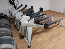Concept 2 Model E with PM4 and monitor - Rowers - White