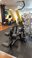 Technogym Pure Strength Set of 4 Plate Loaded