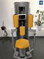 Trainingsgeräte der Firma Frei genius Eco System mit coach Funktion