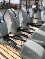 Milon Basic Crosstrainer from us Overhauled and Refurbished ! Top condition in grey Top price