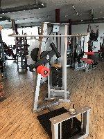 Kick-Maschine von gym80 in sehr gutem Zustand