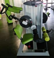 4 back Bauchmaschine Firma Schnell auch für FPZ Therapie zugelassen