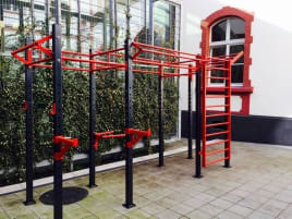 NPG Outdoor Funktional Rack ** NEU**  Cage, Cross-Training Functional Rack, Functional Cage - (Transport + Montage möglich)