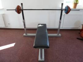 Weight bench company Schnell