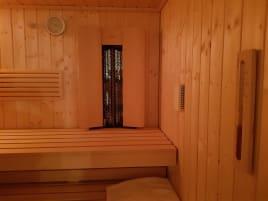 Barely used Sauna-Sanarium-Infrared