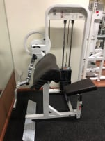 Complete free weight equipment