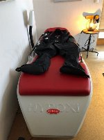 HYPOXI Dermology HD couch
