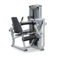 Matrix Fitness | Versa Serie | Beinbeuger (VS-S72P) | Iced Silver | Neuware!