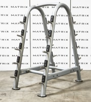 Matrix Fitness | Aura Series | Barbell Rack (G3-MX-FW96) | 2012