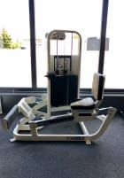 Calf machine sitting from Cybex