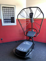 Vibration plate from i-Shape