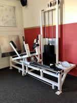 Leg press lying from Cybex