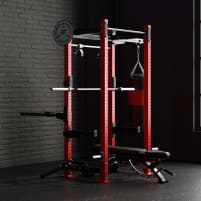 Marbo Sport Functional Training Power Rack MFT-RIG-08 - New with 24 months warranty - Individually extendable - Further attachments in the range - PowerRacks on customer request