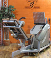 28x Milon Reha Strength-Endurance Circuit Fitness Equipment, used and reconditioned incl. complete equipment of changing lockers and benches