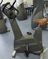 Milon Premium Ergometer Fahrrad Cardio Fitness Training Studio Professional