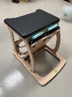 Unbenutzter Exo Chair mit Splitpedal zu verkaufen