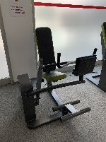 Movens (ehemalig effective) Fitnesszirkel, hydraulisch, Chipkarten gesteuert, 5 Trainingsprogramme