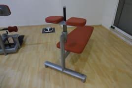 gym80 Bauchbank