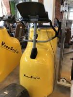 2 gebrauchte VacuStep in gelb, gut erhalten