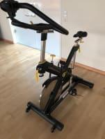9 x LeMond RevMaster indoor bike black, used, good condition