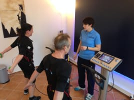 Renomiertes EMS Studio ohne Franchisebindung
