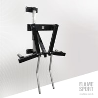 Lateral Shoulder  Calf Raise (3P) | Flame Sport