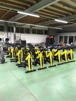 Technogym Spinning Bikes 19 Pieces