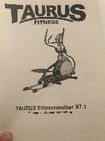 Taurus Crosstrainer X7.1