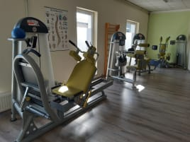 strength and endurance equipment - suitable for circuit training