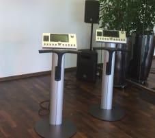 Miha Bodytec II Geräte zu verkaufen