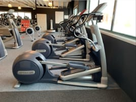 Eliptical Cardio Equipment Precor