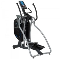 Offer cross trainers from Cardiostrong. Equipment as new, normal brew marks.