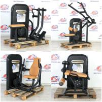10 Geräte Life Fitness Circuit Serie Zirkel  Gerätepark - Aufgearbeitet - TOP ZUSTAND  Transport möglich!