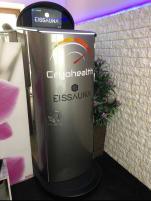 gebrauchte Eissauna Cryosense TCT XL-Modell