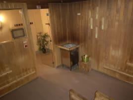 TEKA Sauna Profi / B 349 x T 349 x H 230