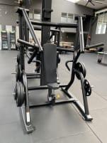 Matrix Vertical Bench Press - matt schwarz