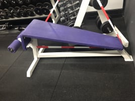 Negative bench / incline bench
