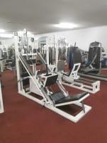 Hardcore Galaxy Sport SPORTESSE Gym80 HBP Life Fitness