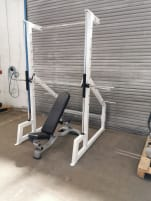 Gym80 HBP Multipress with chin-up hanger