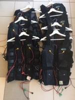 Miha Bodytec Westen und Elektroden gebraucht in guten Zustand