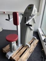 MILON Rudermaschine Rower Seated Rowing Schultern Rücken exzentrisch konzentrisch vollautomatisch 180 kg Maximalgewicht