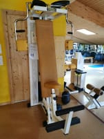 Technogym equipment from physiotherapy