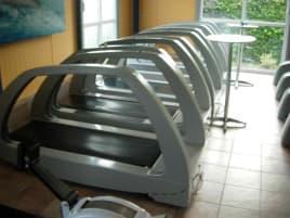 Miha-milon treadmill, club runner
